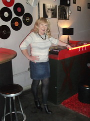 DJ Rachel (rachel cole 121) Tags: tv transvestite transgendered tgirl crossdresser cd