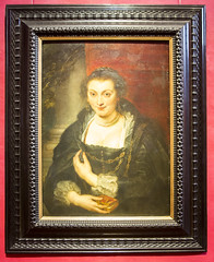 Isabella Brandt (Hans van der Boom) Tags: holiday vacation europe italy firenze florence uffizi museum art rubbens isabella brandt tuscany it