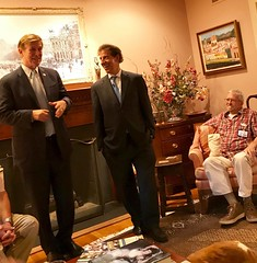 """Fundraiser with Rep. Jamie Raskin • <a style=""""font-size:0.8em;"""" href=""""http://www.flickr.com/photos/117301827@N08/43747959501/"""" target=""""_blank"""">View on Flickr</a>"""