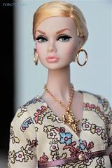 TAG GAME: My Favorite Poppy Parker (YOKO*DOLLS) Tags: poppyparker convention big eyes boho fashionroyalty handmade blonde doll