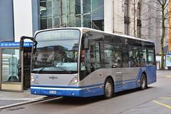 Montreux, Avenue des Alpes 19.01.2018 (The STB) Tags: bus autobus autobús busse montreux vevey riviera publictransport citytransport öpnv suisse switzerland dieschweiz transportsencomun