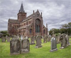 St Magnus Cathedral (StevenMBeard) Tags: orkney kirkwall cathedrals cathedral stmagnus stmagnuscathedral scotland