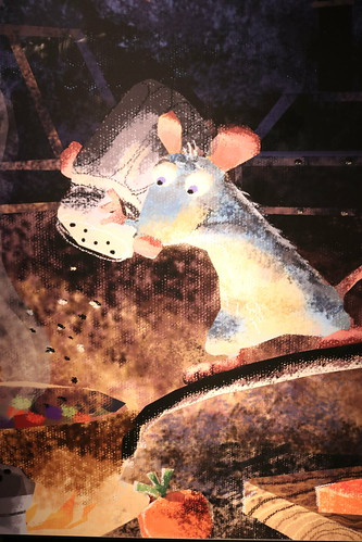 "Concept Art of Remy from Ratatouille - The Science Behind Pixar • <a style=""font-size:0.8em;"" href=""http://www.flickr.com/photos/28558260@N04/43862055712/"" target=""_blank"">View on Flickr</a>"