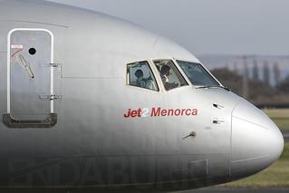 Jet2 G-LSAB 24-2-2018