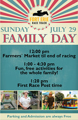 Family-Day-Poster (rumimume) Tags: potd rumimume 2018 niagara ontario canada ad promotion graphic graphicdesign horse racing forterie racetrack
