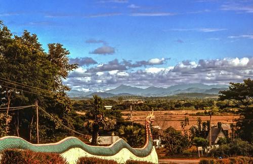 Phrae  - Nan (Wat Phumin)