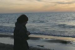 earth day 2018. (reilynsanderson) Tags: michigan midwest ocean lake lakemichigan water beach sunset sun portrait