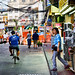 Street scene in Bangkok's Chinatown