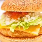 shrimp salsa burger MacDonald's thumbnail
