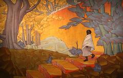 _peintures_des_lointains_branly_66r99 (isogood) Tags: paintings lointains quainranly chirac museum paris france branly art quai