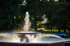 Opening Convo 2017 (Centre College) Tags: 2017 convocation fountain nca newlinhall nortoncenter openingconvocation summer topshot danville kentucky unitedstates usa