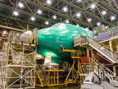 747-8F (Cjin99) Tags: boeing b7478 b747 wa everett washington unitedstates us 7478 7478f b7478f