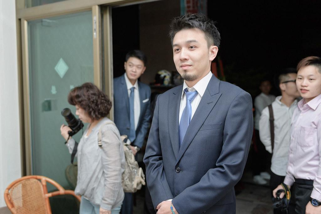 台南婚攝 - 總理大餐廳婚宴!婚禮紀錄-5