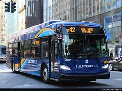 Metropolitan Transportation Authority #0012 (vb5215's Transportation Gallery) Tags: mta metropolitan transportation authority 2017 new flyer xe40 xcelsior