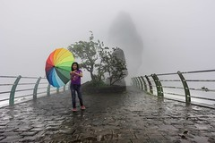 and wind (kailas bhopi) Tags: malshejghat maharashtra travelindia india mansoon umbrella clouds weather
