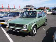 VW Golf LS Automatic 1978 (929V6) Tags: db46hx sidecode4 onk volkswagen