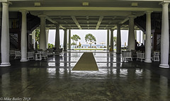 Reception and beyond! (MWBee) Tags: reception pool indianocean srilanka thefortresshotel carpet trees pillars desks tables chairs mwbee nikon d750 nationalgeographic|worldwide ocean