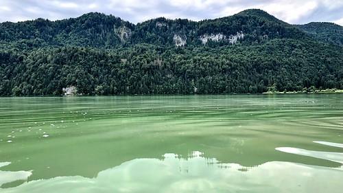 The Weissensee lake near the city of Füssen - Part 1-2