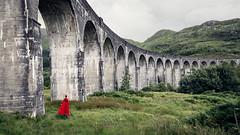 (elsvo) Tags: whimsical self selfportrait elsvanopstal elsvo portrait scotland