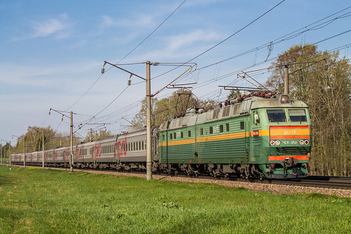 ЧС8-059, Калининград - Адлер, Коханово - Орша-Центральная ©  neu_zwei