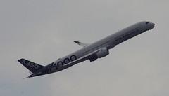 D18944.  Airbus A350-1000 XWB. (Ron Fisher) Tags: aircraft airliner airbus airbusa3501000xwb farnboroughairshow aeroplane airshow