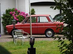 1973 Daf 33 (Skitmeister) Tags: 8786va carspot nederland skitmeister car auto pkw voiture