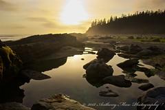West Coast Trail Sunset (anthonymaw) Tags: coast pacific sunset