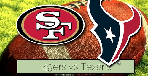 Watch San Francisco 49ers vs Houston Texans Live Stream