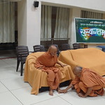 03 Welcoming of Bade Swamiji