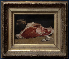 MONET Claude 1864c Le quartier de viande (PoissArt) Tags: parismuséedorsay monetclaude naturemorte