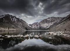 Convict Lake... (Selkii's Photos) Tags: california convictlake monocounty sherwinrange sierranevada unitedstates mammothlakes us