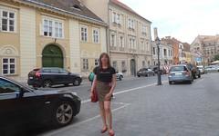 Budapest - Fortuna u. (Alessia Cross) Tags: crossdresser tgirl transgender transvestite travestito