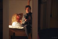 Always these Narcissistic Photographers (RickB500) Tags: portrait girl rickb rickb500 model beauty expression face cute hair selfie bed mirka mirkaochs pentax