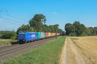Crossrail 186 268, Bornheim