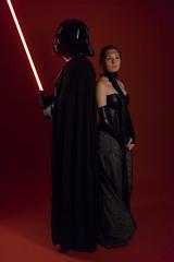 Star Wars (Alexander Kulla) Tags: cosplay kostüm kriegdersterne shooting starwars starwarscosplay studio vader sith darth dunkle seite darkside lightsaber laserschwert lichtschwert padme