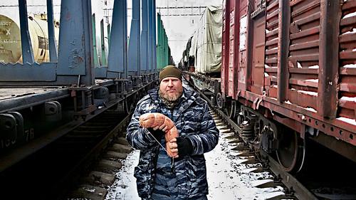 tasty sausage ©  Sergei F