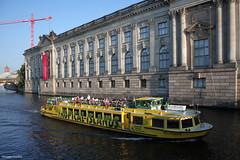 Berlin : l'île des Musées, une île tropicale ? (philippeguillot21) Tags: rivière river spree berlin capitale allemagne deutschland europe mitte pixelistes méandre canon
