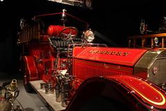 "1920 American LaFrance ""Type 75"" Pump & Hose Car #3121 (rocbolt) Tags: americanlafrance northcharlestonamericanlafrancefiremuseum firefighting fire firedepartment firemuseum museum charleston southcarolina charlestonsouthcarolina firefighter firetruck"