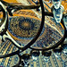 Cúpula de Hagia Sophia.