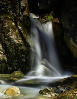 La cascade de Montmin