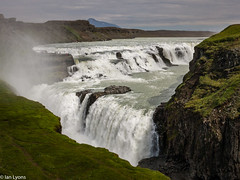 Iceland -  Gullfoss Waterfall, Geysir (IanLyons) Tags: concepts europe geysir gullfosswaterfall iceland landscape places southregion water waterfall photography