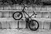 The Abandoned BMX (daveseargeant) Tags: medway rochester strood monochrome bmx leica x typ 113 road amphitheater white black