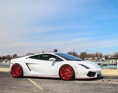Heffner Performance Twin Turbo Lamborghini Gallardo - ADV.1 ADV10R Track Spec CS Series Wheels (ADV1WHEELS) Tags: twinturbo heffnerperformance lamborghinigallardo lp560 lp5604 lambo lamborghini supercar adv1 adv1wheels forgedwheels customwheels concavewheels directionalwheels redrims redwheels
