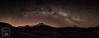Chugach Milky Way (fentonphotography) Tags: astrophotogtaphy milkyway nightphotography nightscape nightshot stars mountains snow alaska landscape chugachstatepark