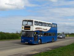 Herberts R122 EVX Wootton nr Bedford (transportofdelight) Tags: herberts r122evx wootton bedford