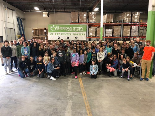 Breck Packing Event 4/21/18