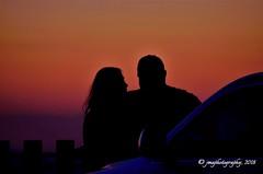LOVERS ... (DSC_5774) (jmaphotography) Tags: sfbayarea sanfranciscobayarea sundown sunset dusk silhouette sunsetsilhouette lovers