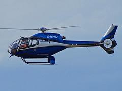 G-HVRZ Eurocopter EC-120 (SteveDHall) Tags: aircraft airport aviation airfield aerodrome helicopter chopper barton bartonaerodrome cityairportmanchester manchester manchesterbarton 2018 ec120b eurocopter colibri ghvrz eurocopterec120b ec120 ec20