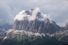 Tofana di mezzo (Balthus Van Tassel) Tags: alpi cortina dolomites alpine hike outdoors veneto tofana tofane mountains italy