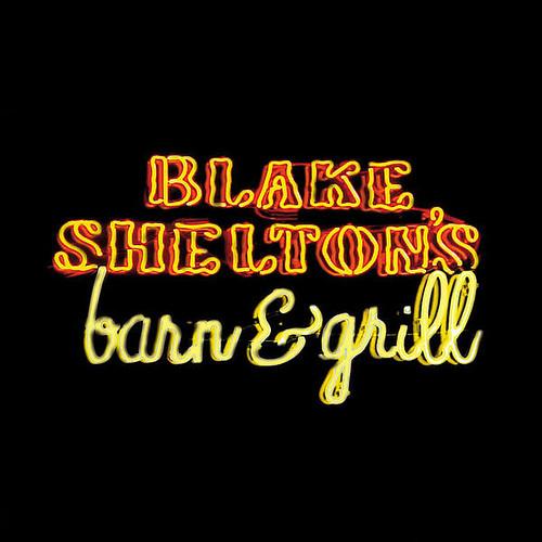 Blake Shelton fan photo
